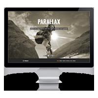 Parallax Header