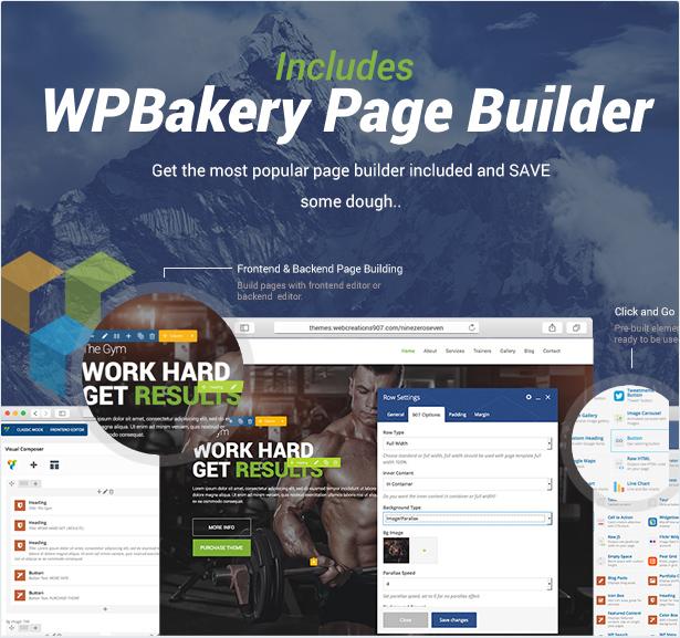 907 - Responsive Multi-Purpose WordPress Theme - 4